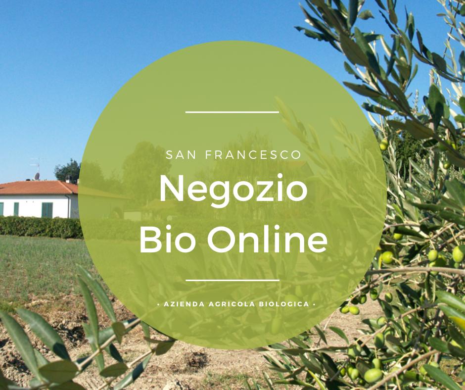 NEGOZIO BIO ONLINE - SAN FRANCESCO